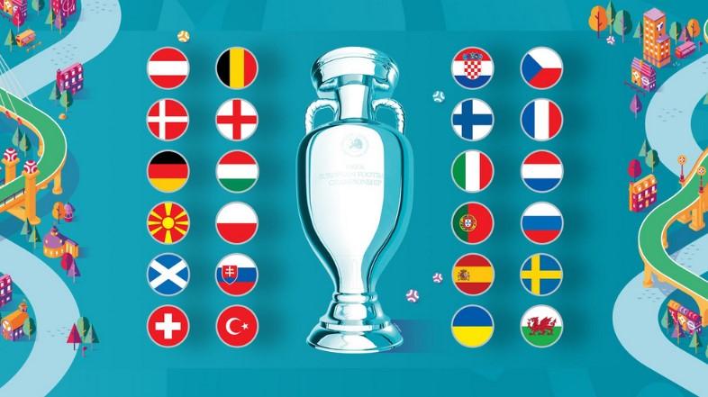 ТОП 5 фаворитов на победу на ЕВРО 2020/21