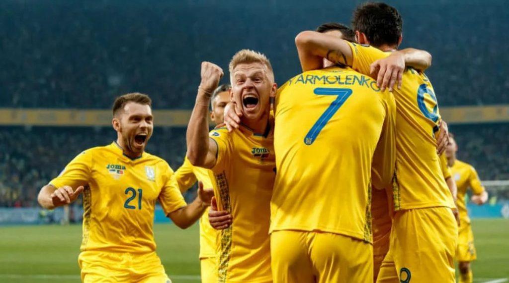 сборная украины на евро 2020