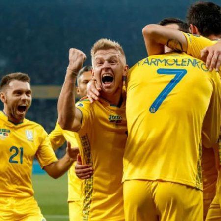 Сборная Украина на Евро 2020-2021: ставки и прогнозы на матчи